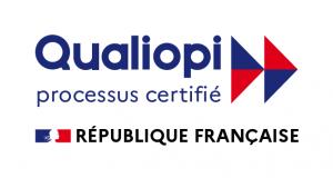 logo officiel QUALIOPI Processus certifié